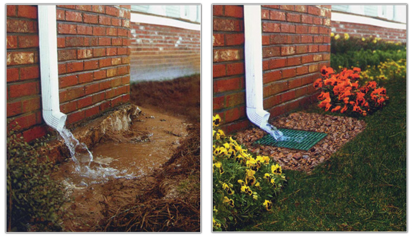 Drainage long island landscaping for Home drainage issues