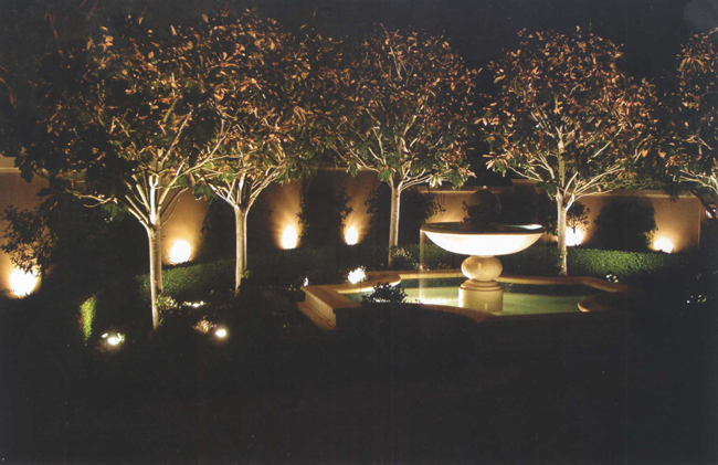 Why is landscape lighting low voltage : Low voltage lighting long island landscaping