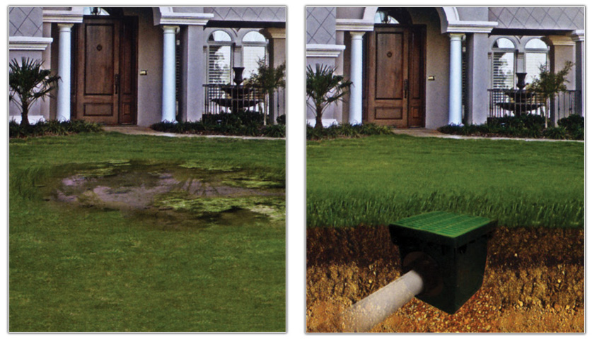 backyard drainage solutions driverlayer search engine